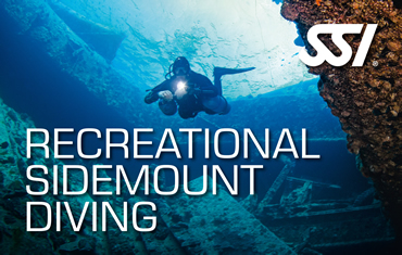 Recreational Sidemount Diving Specialty