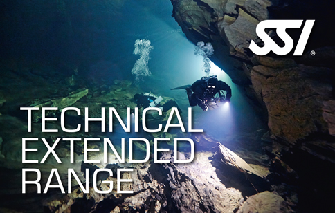 Technical Extended Range at El Mar Diving Center