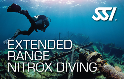 Extended Range Nitrox at El Mar Diving Center